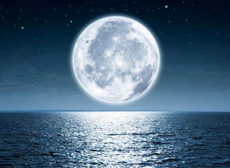 Le molte facce della luna