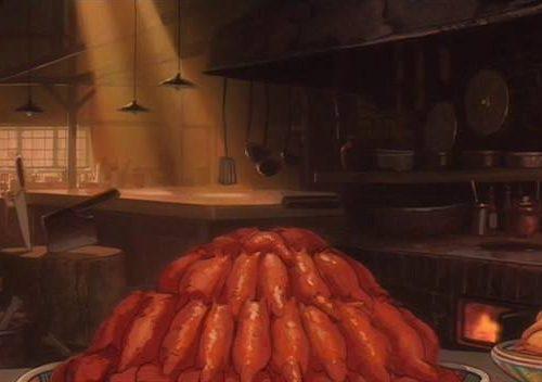 Colazione da Lamù: La rappresentazione del cibo negli animanga. Parte prima.
