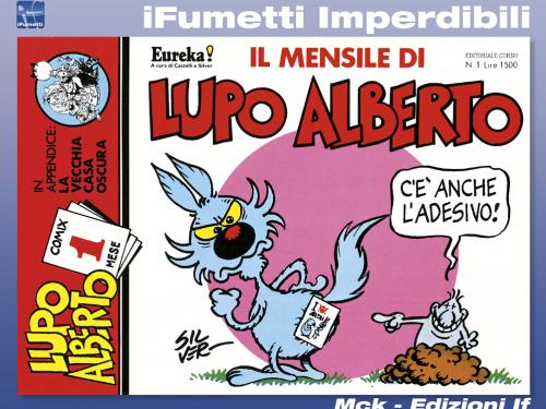 Lupo Alberto. Vol. 1
