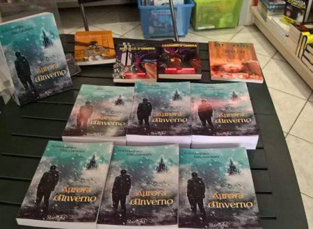 Firmacopie e vendite in libreria: il racconto di Alessandro del Gaudio