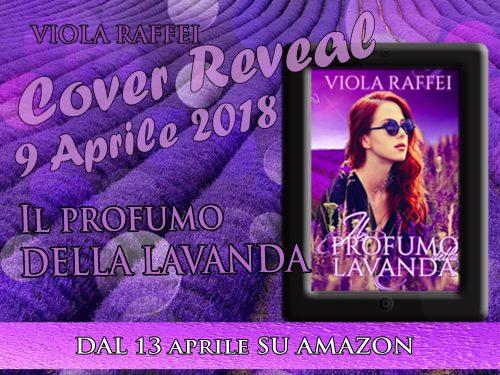 Cover Reveal – Il profumo della Lavanda