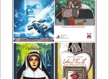 Presentazione letteraria alla Libreria Belgravia il 21 aprile, ore 17.30
