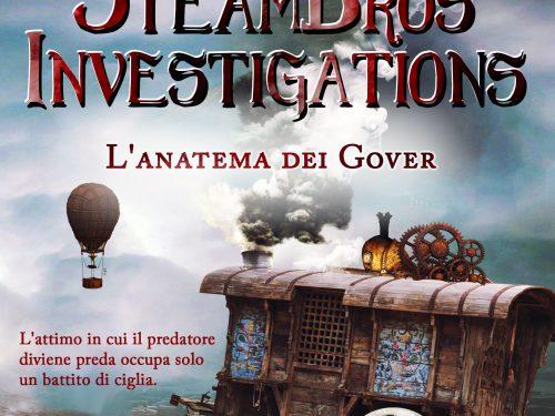 Steambros Investigations: L'anatema dei Gover