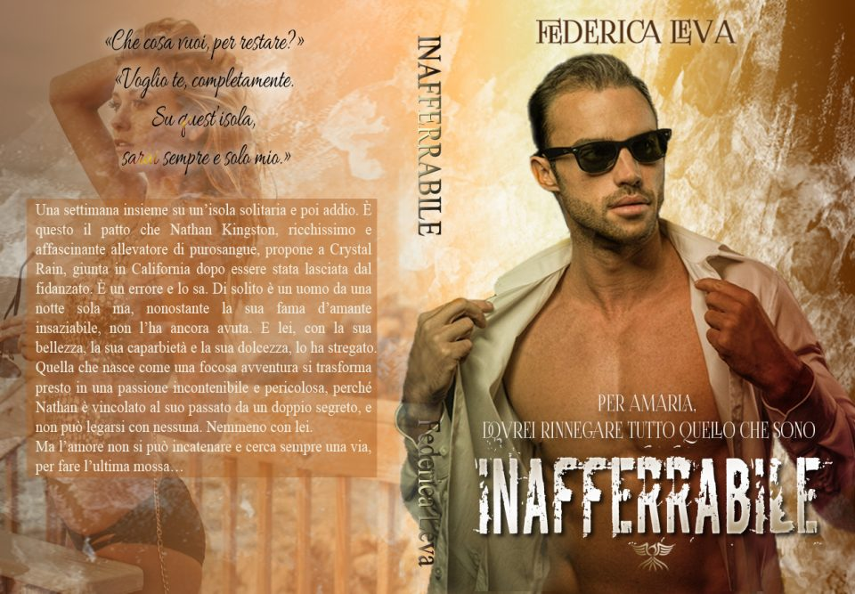 Inafferrabile - Cartaceo Cover