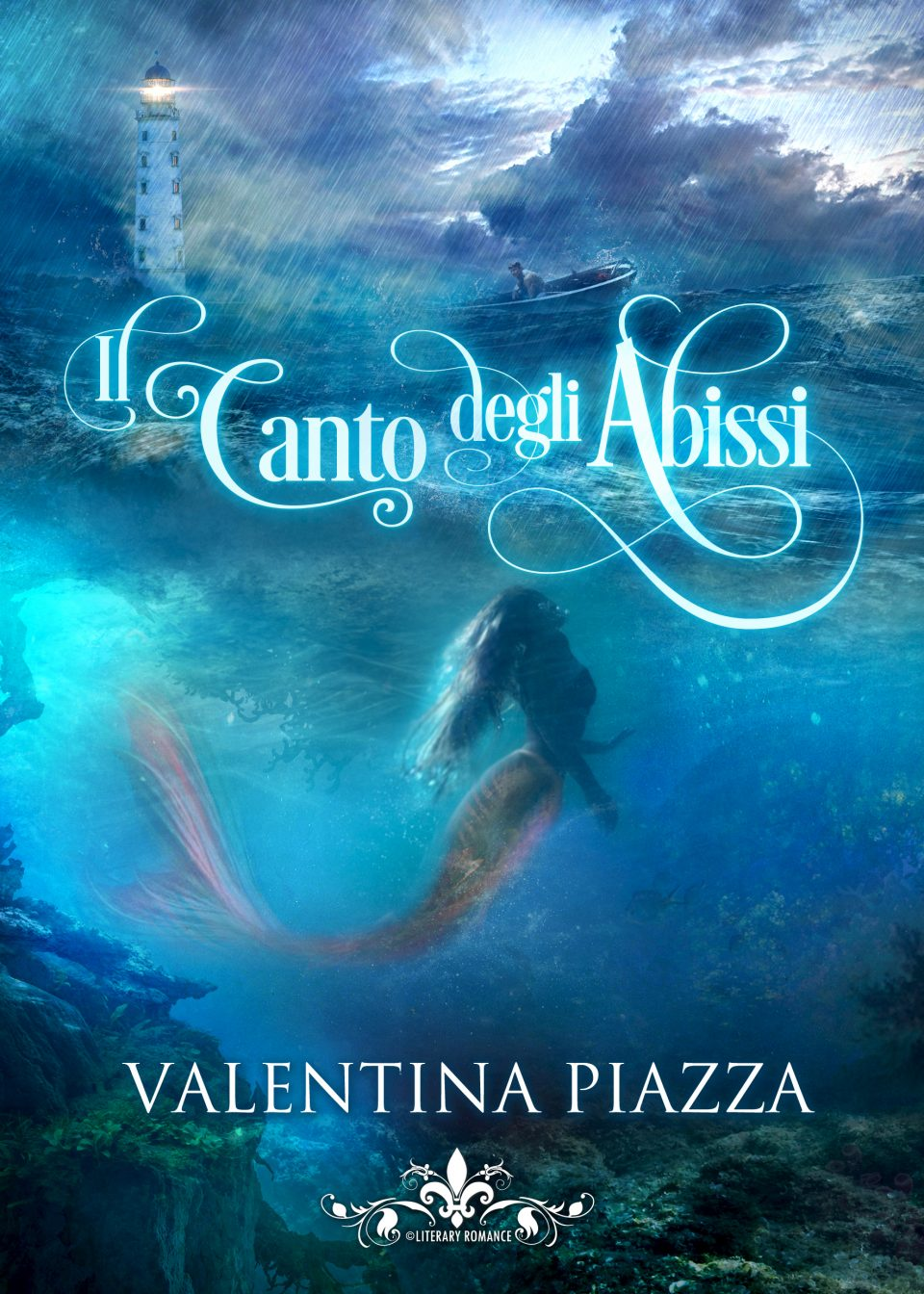 Il canto degli abissi, Valentina Piazza