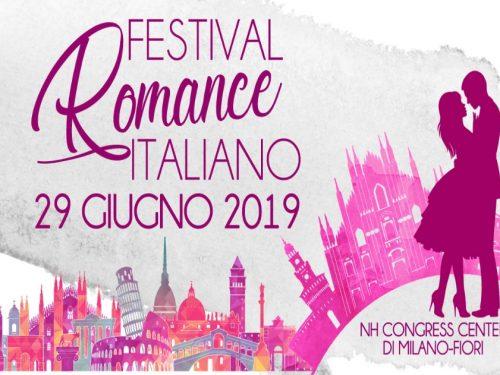 FESTIVAL DEL ROMANCE ITALIANO 2019 – LA MADRINA!