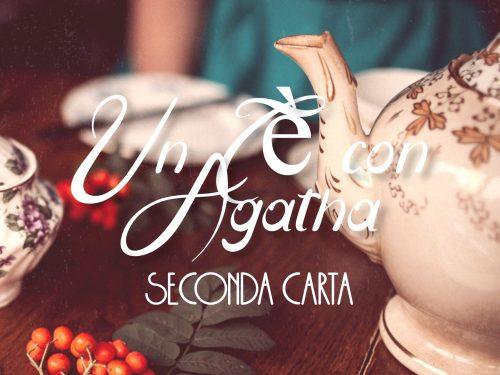 Un Tè con Agatha