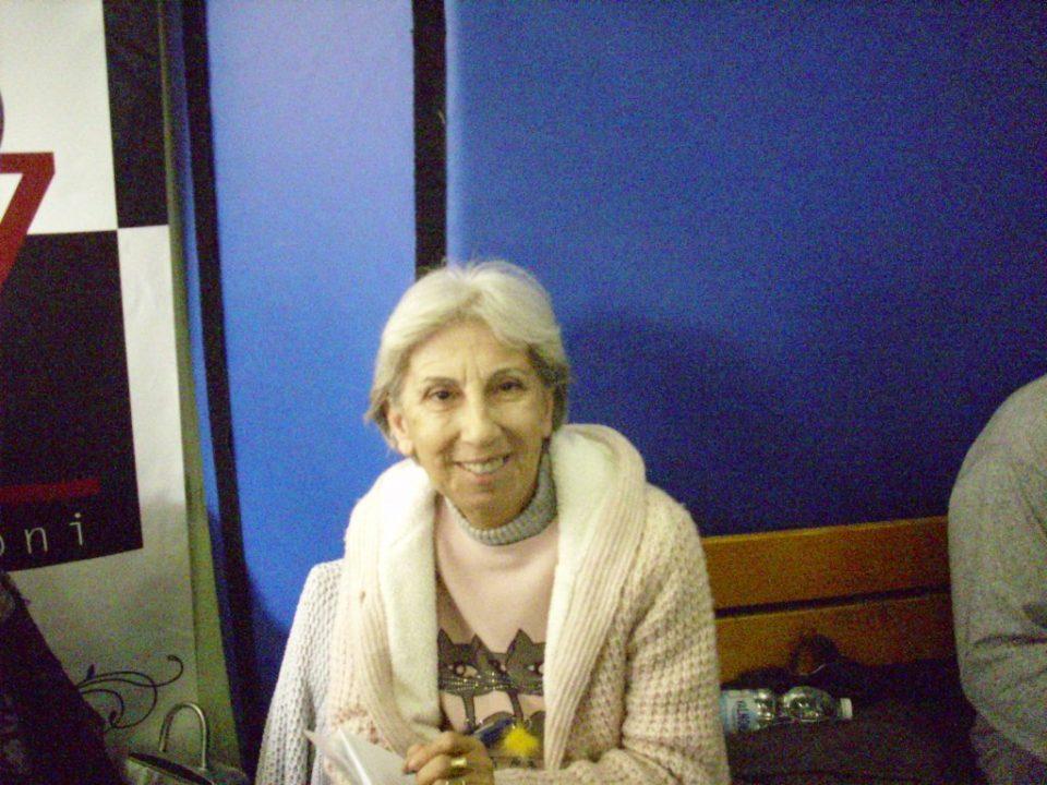 la traduttrice Annarita Guarnieri